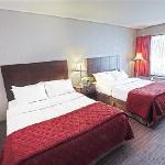 Chambre standard avec 2 lits Queens