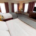 Chambre deluxe avec 2 lits Queens