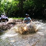 ATV trips on the Dry Forest