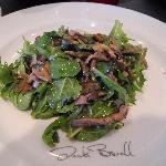Warm Wild Mushroom Salad