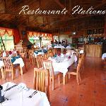 Restaurante especializado en comida italiana