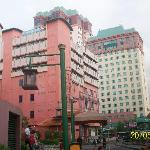 Ibis Mangga Dua Hotel from Jl. Mangga Dua