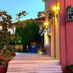 Alkyon Apartments & Villas Hotel - Entrance