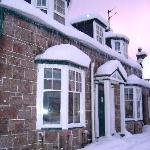 Winter at its best from fraoch lodge