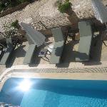 Pool at Yeni Korsan