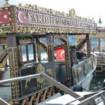 The Rocking Boats on the Bosphorus