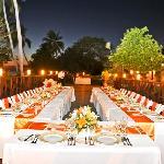 Wedding Reception at Sea Side Grill