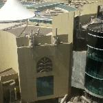 view of Al Wahda Mall from the window