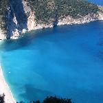 Nearby Myrtos beach