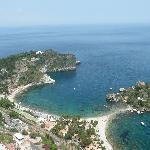 vue de Taormina
