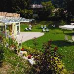 parco/giardino hotel centro pineta
