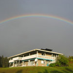 Plumeria Hill Bed & Breakfast is a Treasure under this Rainbow.
