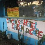ChaCha's sign