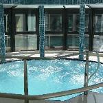 Hotel's whirlpool