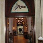 Entrance to Al Muna