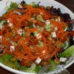fresh salad - delicious