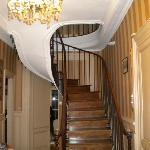 18th Century staircase