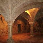 habitacion del monasterio