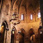 altar del monasterio,veruela