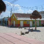 Gemütliches Dorf