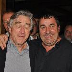 Robert De Niro con Johnny