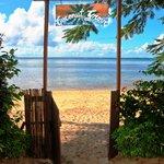 Your beach entrance