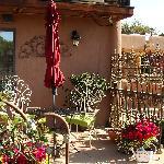 Garden room paito