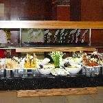Fantastic selection of food in Main restaurant