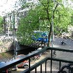Tulipa B&B neighborhood from our balcony