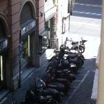 view from Fiorello