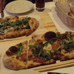 una visión de nuestras pizzas