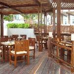 restaurant exterieur