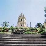 Il Duomo dalla seconda rampa di scale