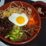 """Korean ""Bibimbap"""