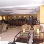 Reception Lobby/Bar area