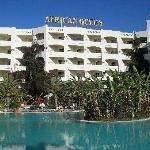 Merveilleux Hôtel African Queen