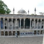 Der Pavillon der Fayencen