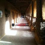 Xaluca courtyard