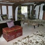 The Oak bedroom