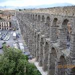 Aqueduct at Segovia