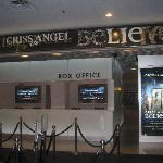 Believe Box Office- Luxor
