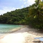 Gibney beach