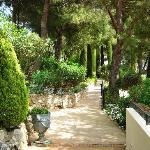 Gardens at Grand Hotel du Cap Ferrat