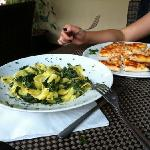 Pappadelle Spinaci
