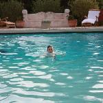 ©Andrée Pelletier. Vivement une piscine.