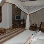 Roomy room