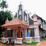 First Christian church in India AD 52