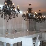 Regent Dining long table