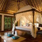 Two Bedroom Pool Villa - Master Bedroom
