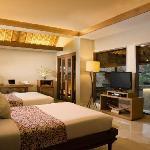Two Bedroom Pool Villa - 2nd Bedroom